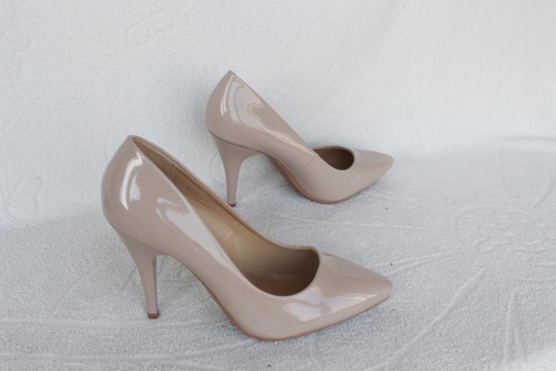 1c45957a3d58 Бежевые, айвори, пудровые туфли, лодочки 40 размера, цена - 420 грн ...