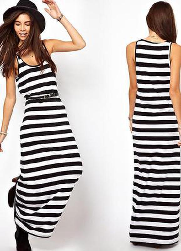 f0265af37aa8 Полосатое платье