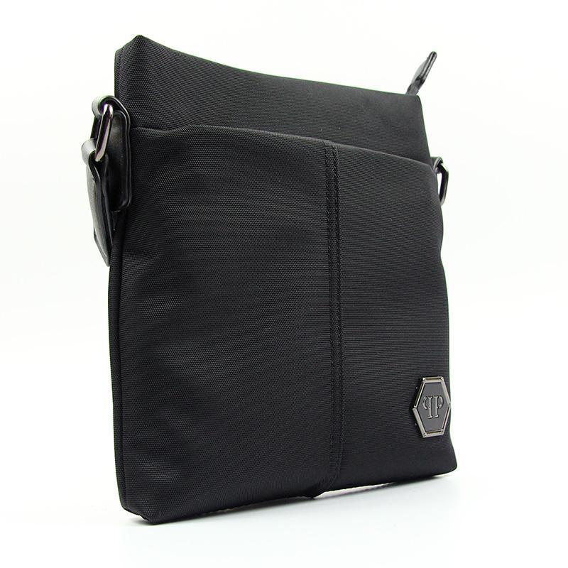 d87f5215c322 Мужская текстильная маленькая сумка через плечо вертикальная планшетка1  фото ...