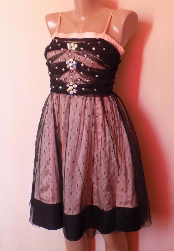 3a099dbfa75 Фирменное праздничное пышное платье кира пластинина (kira plastinina ...