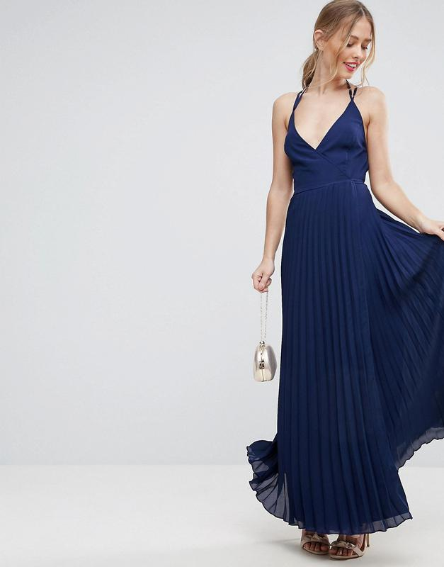 новорічний розпродаж! asos сукня-плісе універсального розміру доставка  сутки1 ... 112c52ceecb6a