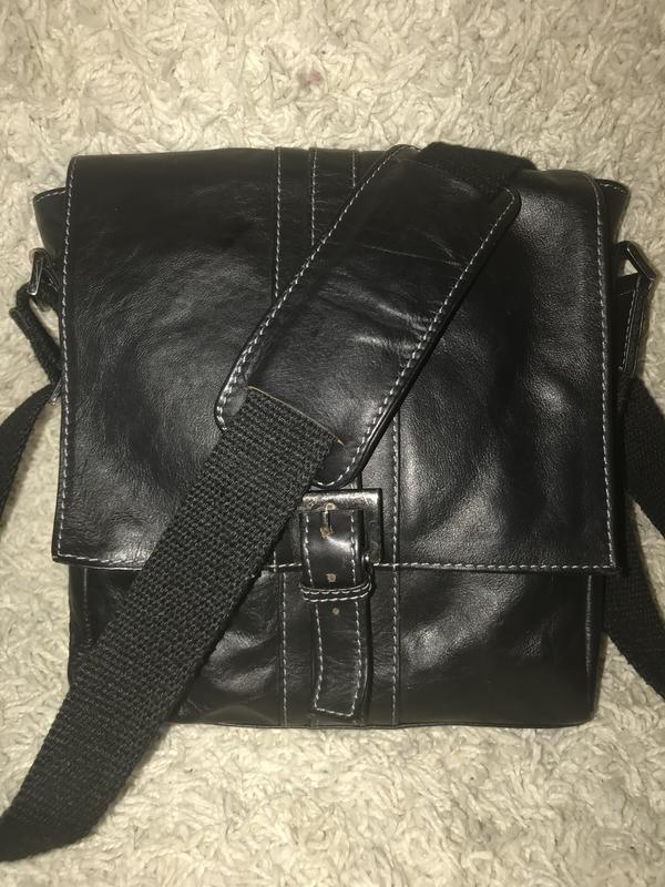2315b926dfa5 Мужская кожаная сумка через плечо., цена - 450 грн, #12469372 ...