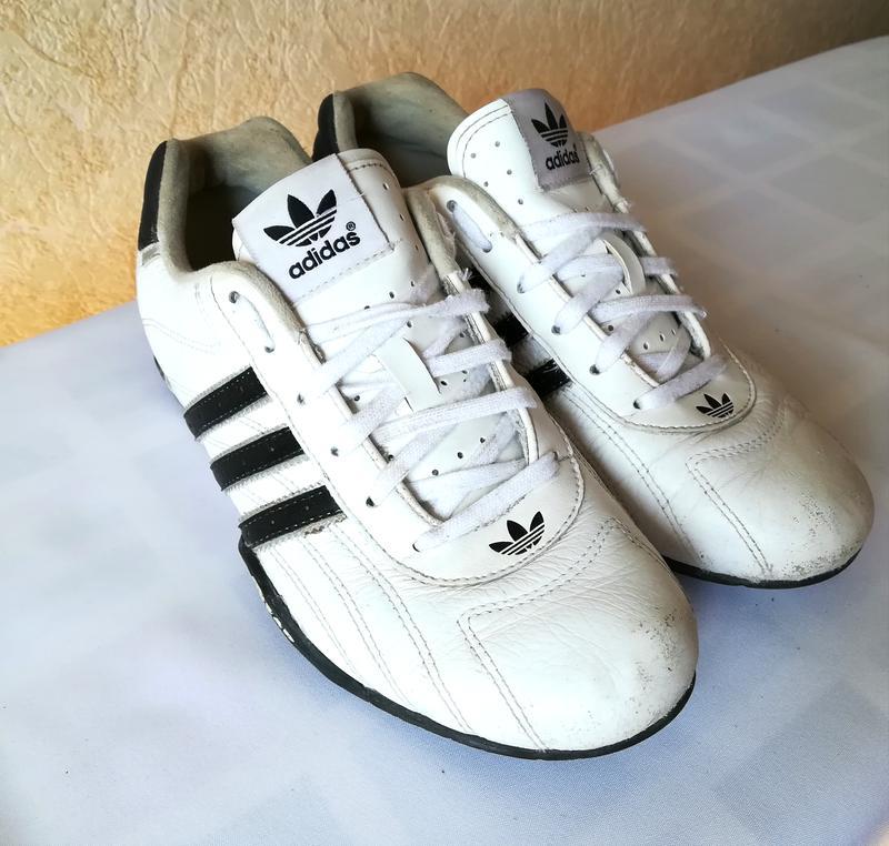 e8e82512 Белые кожаные кроссовки adidas good year Adidas, цена - 350 грн ...