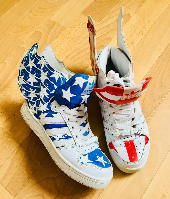 6019aeee Кроссовки с крыльями adidas Adidas, цена - 700 грн, #12503228 ...