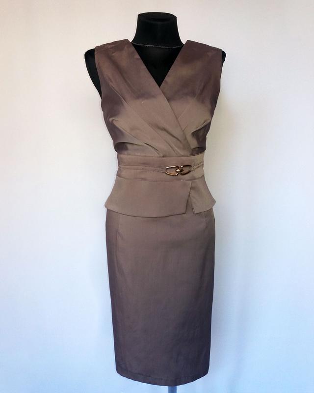 618bf8c676a Новинка. стильное платье футляр