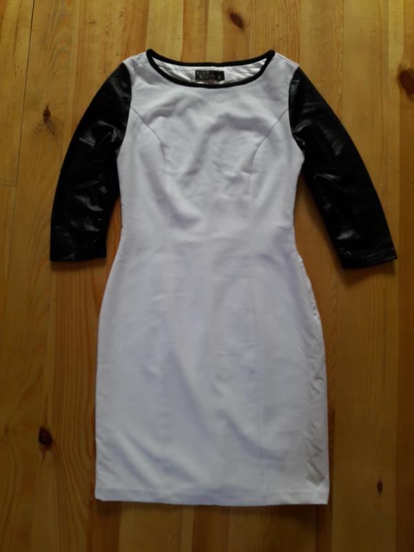 f14df9ecf62 Стильное белое платье love republic Love Republic