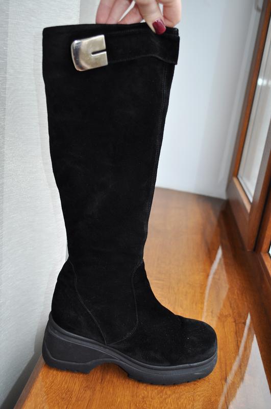 Італійські замшеві чобітки 9d0e676a3af2c