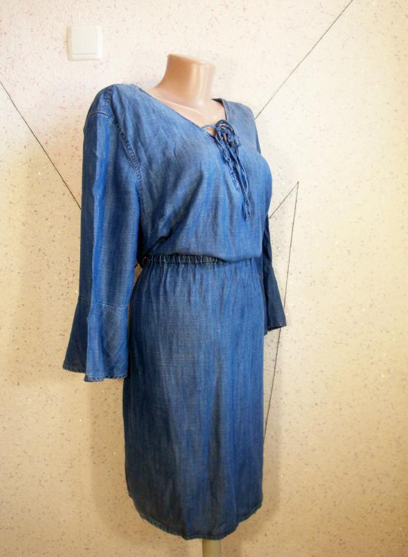 dda3fd993a0 Джинсовое платье размер 14-16 Next