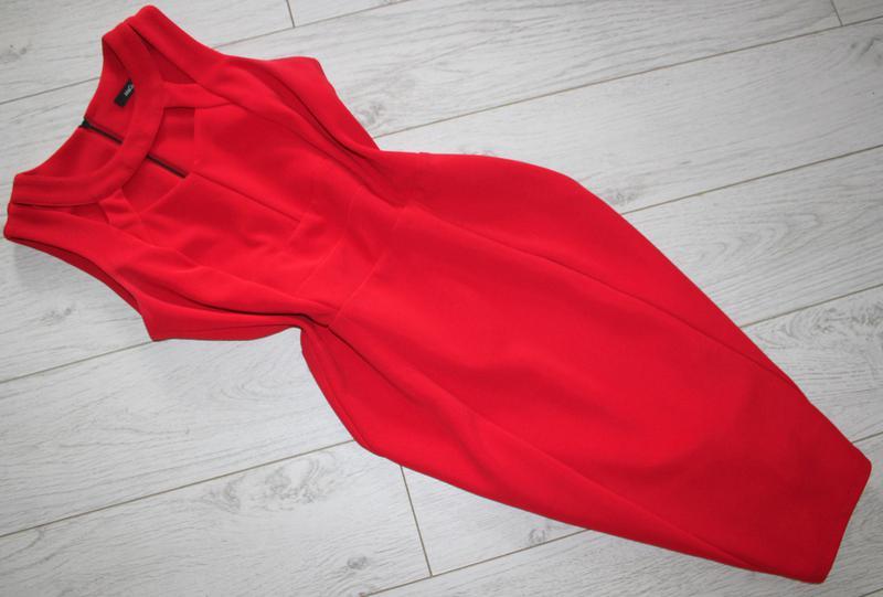 7c174562d810e32 Шикарное, красное миди платье, цена - 399 грн, #12658801, купить по ...