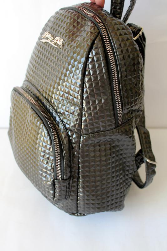 d4c0f19b2027 Рюкзак, ранец, маленький рюкзак, городской рюкзак, женский рюкзак, эко  кожа1 фото ...