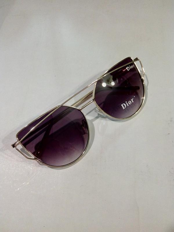 4a871f9c1a53 Очки солнцезащитные очень крутые женские металлическая оправа, цена ...