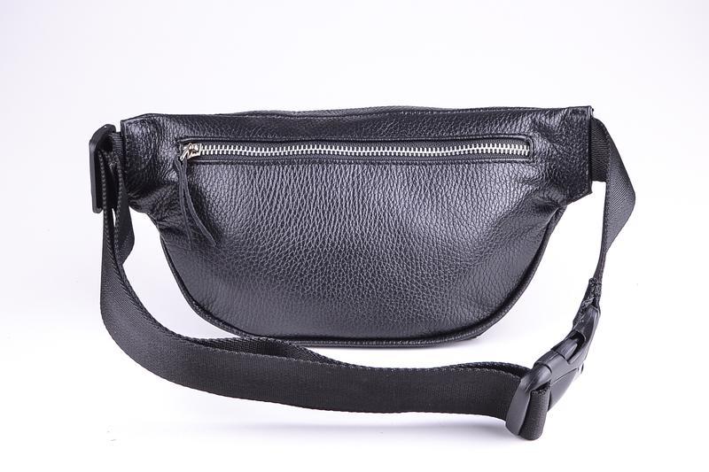 d4959df3f78f ... Кожаная поясная сумка gattini бананка сумка на груди через плечо4 фото  ...