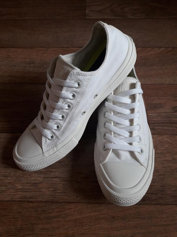 6386ffbd Кеды converse chuck taylor all star (оригинал) 25,5 Converse, цена ...