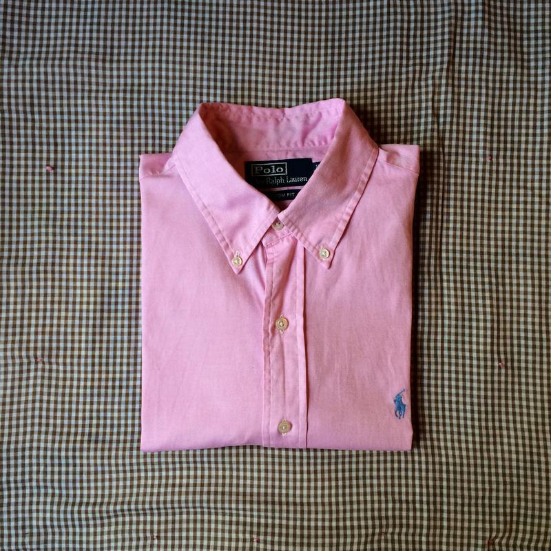 caba3c8de4d23aa Рубашка polo ralph lauren с коротким рукавом оригинал Ralph Lauren ...