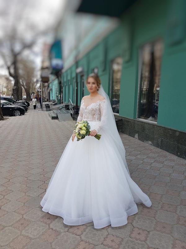 6af22daa351 Свадебное платье kokos1 ...