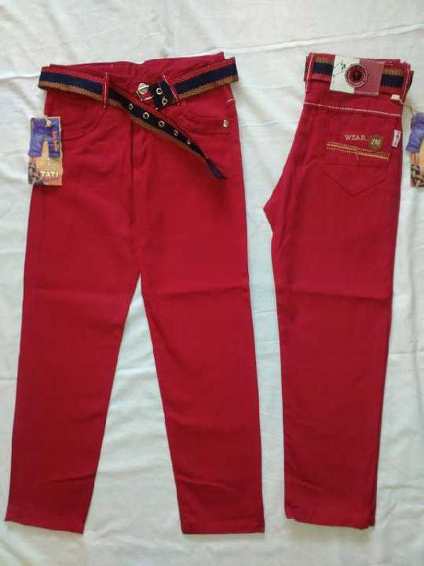 fa4b53e63db Котоновые брюки джинсы чиносы на мальчика 6-13 лет1 ...