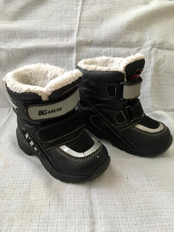 Зимові чоботи 24 р. (14 89c651e949298