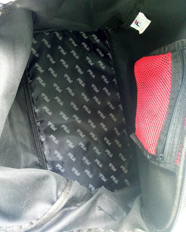 d90989eb ... Спортивная сумка fila / рюкзак ellese kappa nike adidas new balance  champion puma4 фото ...