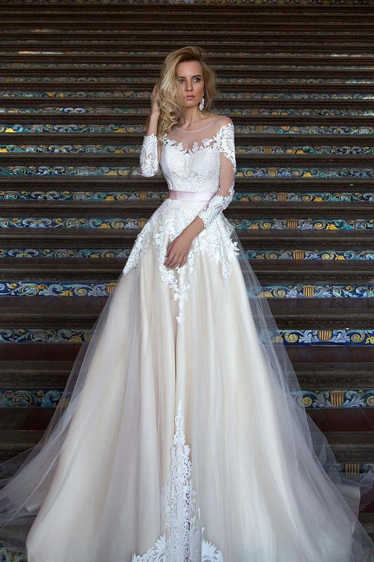 f3a037cff0c773b Свадебное платье оксана муха Оксана Муха, цена - 11000 грн ...