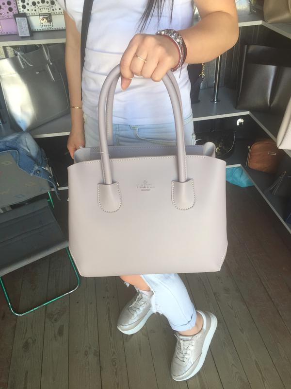 ed6cbddd9083 Мягкая сумка украинского производителя valetta, цена - 650 грн ...