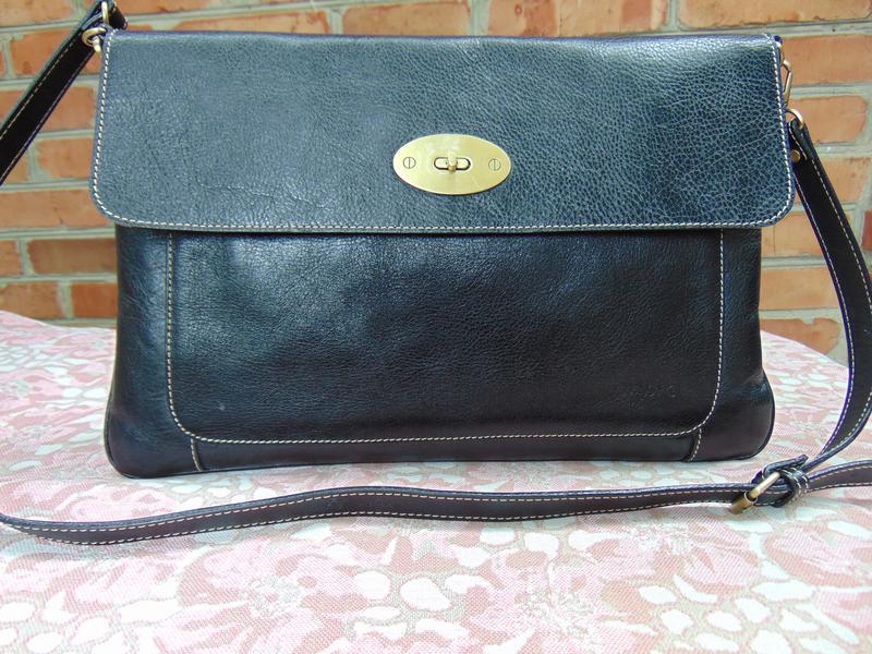 febc890844c3 Брендовая кожаная сумка-планшет, findig, идеально для документов.1 фото ...