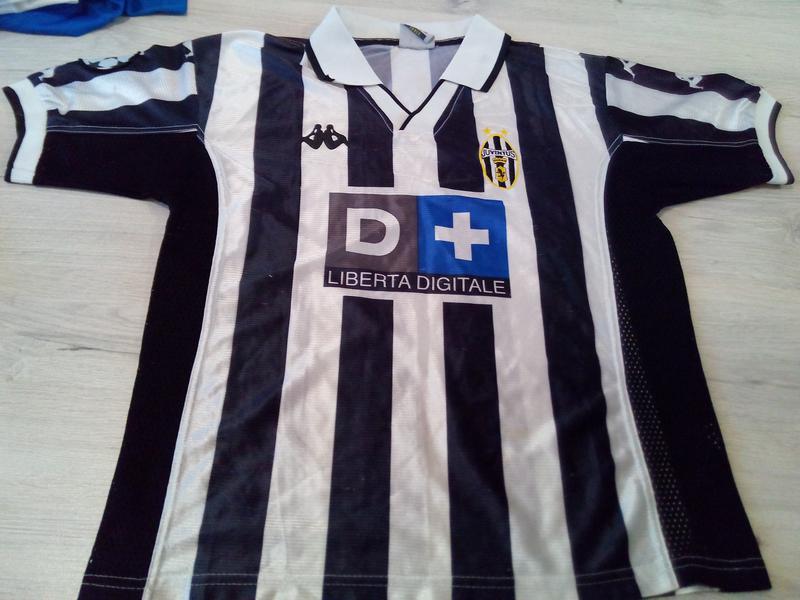 867e9895e28d Фирменная мужская футболка. kappa. juventus Kappa, цена - 50 грн ...