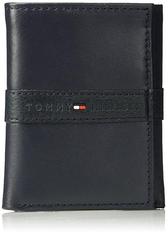 a405202328e0 Кожаный кошелек tommy hilfiger бумажник портмоне оригинал из сша1 ...
