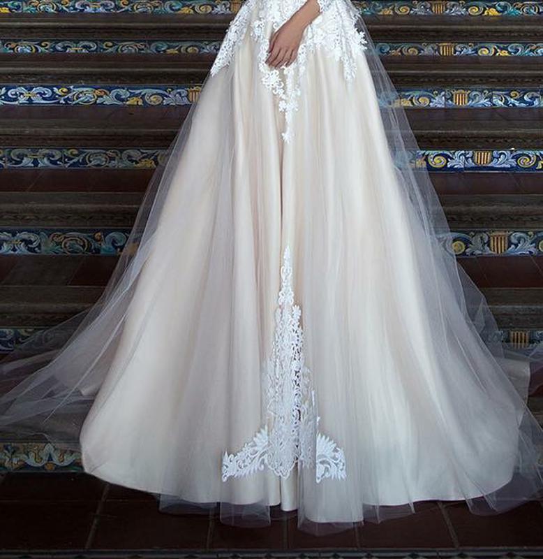 Весільна сукня від oksana mykha Оксана Муха f5a5341eec566