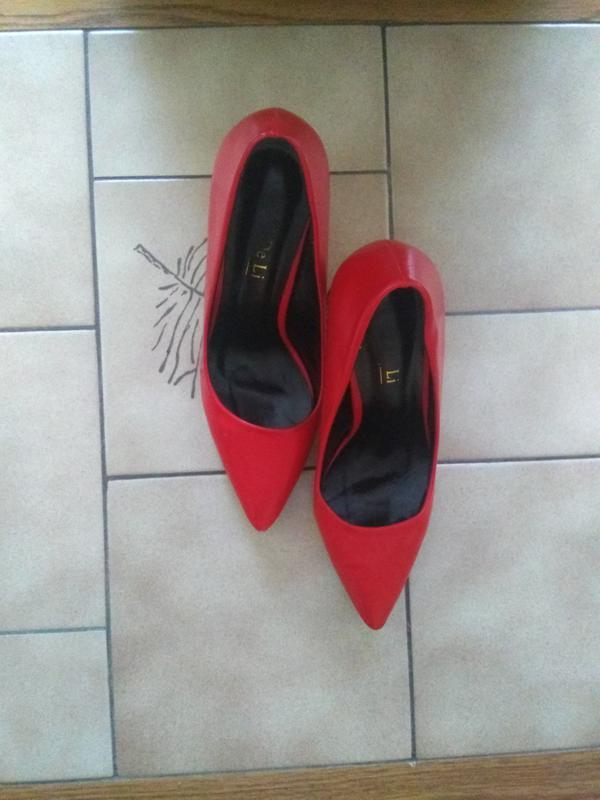 Круті червоні туфлі1 ... b11e8073b3232