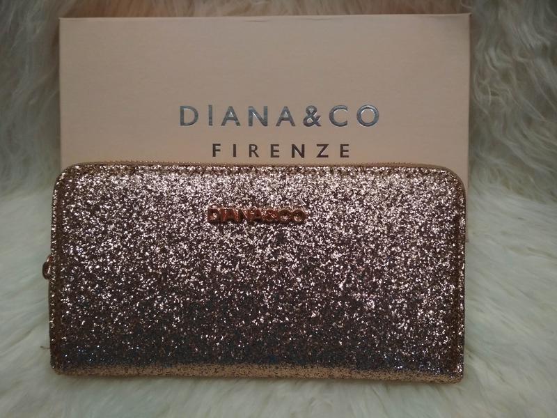 3c2c9950c6bd Очень красивый, нарядный кошелек- клатч diana @ co firenze розовый1 фото ...