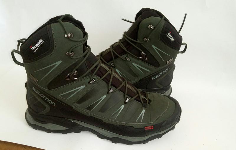 detailed look b2050 2f755 Зимние мужские ботинки salomon x ultra winter cs wp 398503 (48/31 cm)  (Salomon) за 2900 грн.