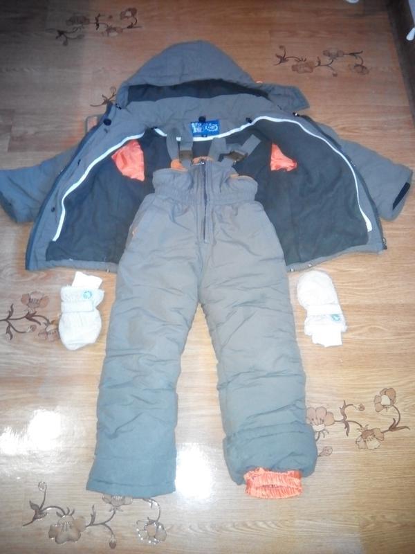 Зимний теплый костюм, цена - 270 грн,  13249132, купить по доступной ... b3ad7a0fb32