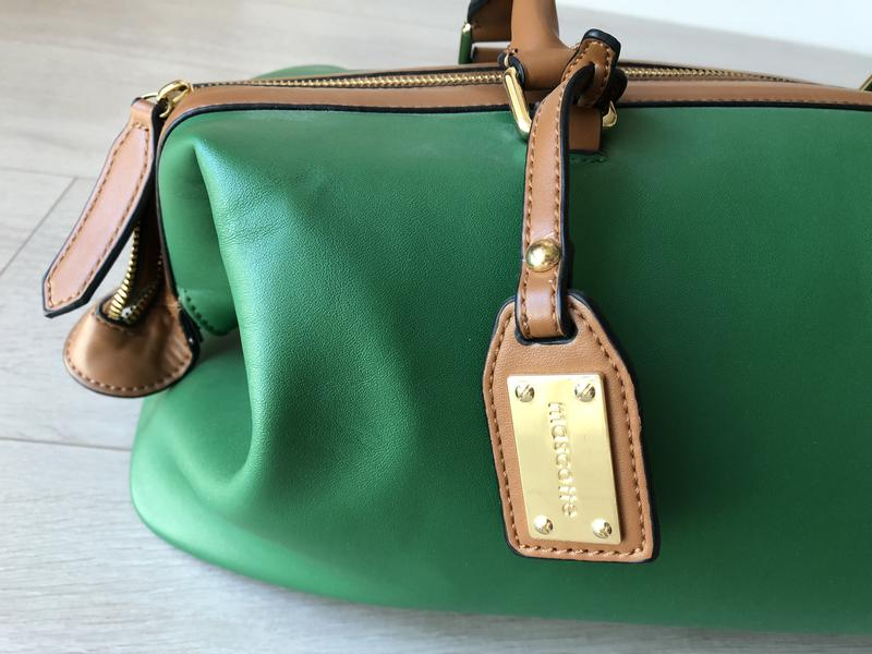 c0d34cd7de6a Сумка mascotte зеленая из кожзама Mascotte, цена - 350 грн ...