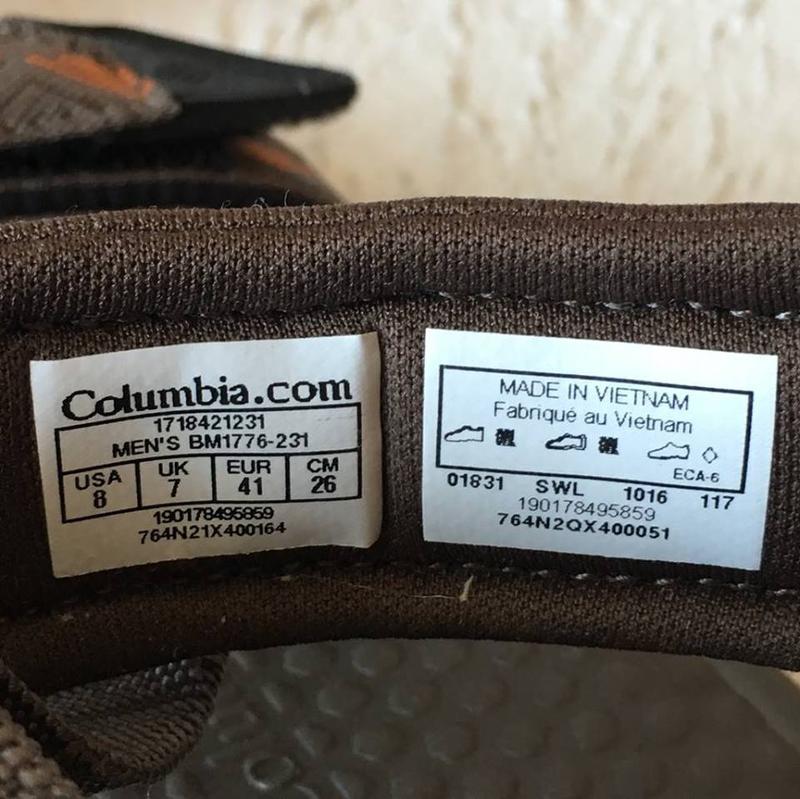 783f829c Сандалии columbia wave train bm1776-231 Columbia, цена - 1500 грн ...
