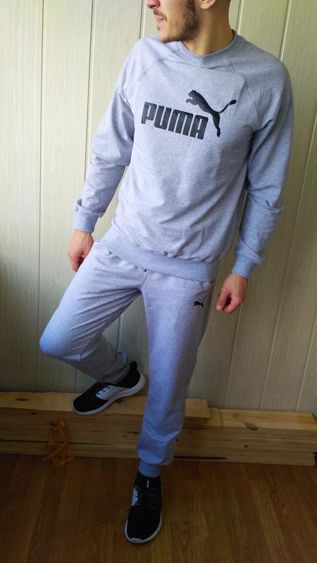 Спортивный костюм пума - мужской, цена - 520 грн,  13359778, купить ... 54f8e20106b