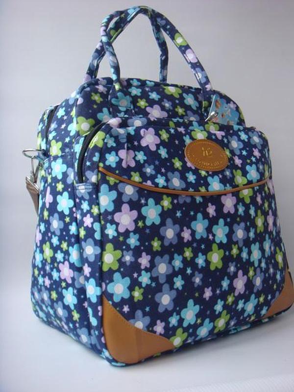 48279cca7fca Стильная, дорожная тканевая сумка hs, цена - 300 грн,  13360033 ...