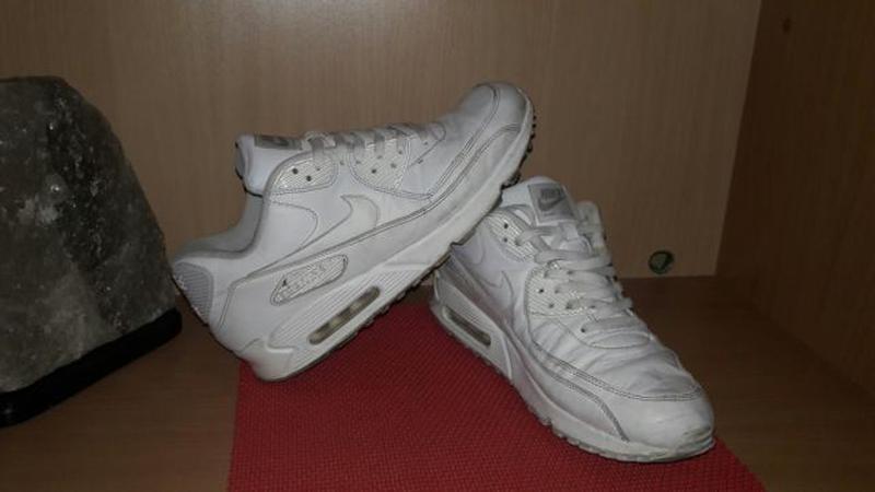 quality design 48d53 37722 Оригинал кожаные кроссовки nike air max 90 lunar zoom pegasus 95 97 85  (Nike) за 600 грн.