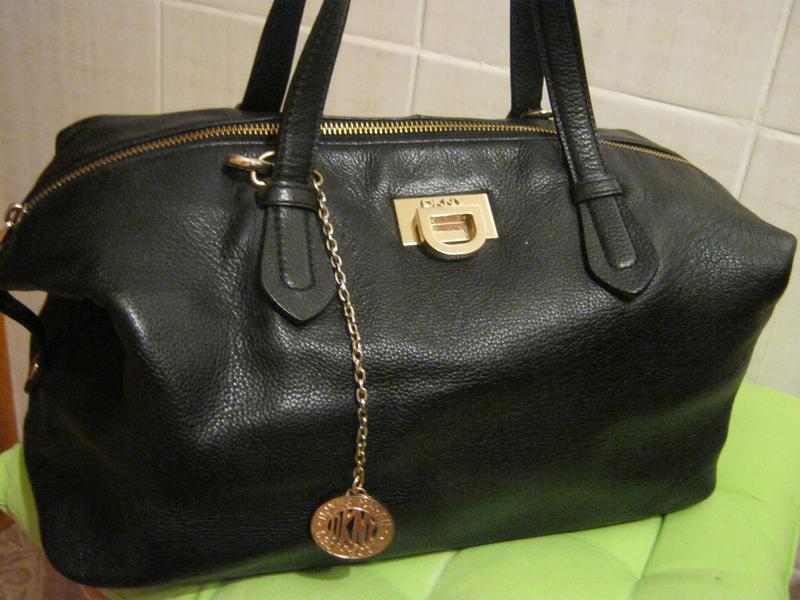 cdc3e1f32877 Dkny.индонезия.нат.кожа.сумка саквояж! не дорого! DKNY, цена - 3500 ...