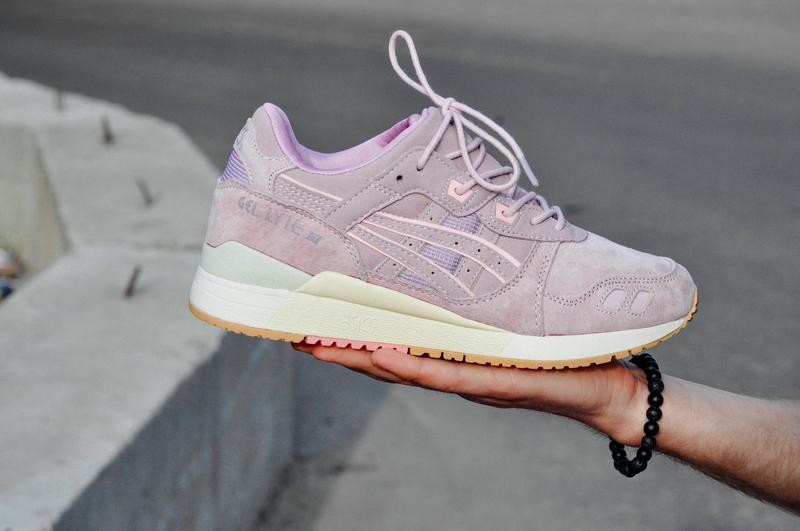 Жіночі стильні кросівки asics gel lyte 3 Asics 8842e45b44b3f
