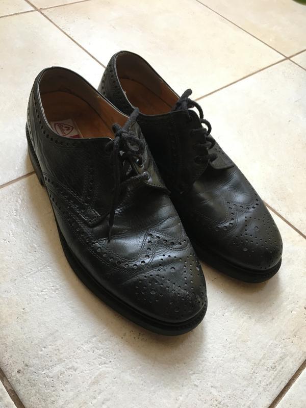 9e8159b44 Броги, мужские туфли, фирменные gallus, 100% кожа,, цена - 500 грн ...