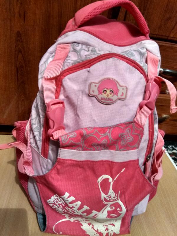 6ad0725be4e6 Рюкзак,школьный рюкзак очень вместительный и удобный на спину, цена ...