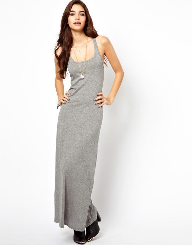447488585db Не длинное платье mango макси спортивное платье zara сарафан в пол1 фото ...