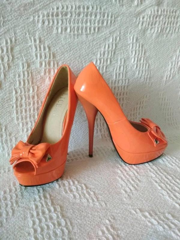 555cc97f55e306 Туфлі високий каблук, цена - 150 грн, #13484995, купить по доступной ...