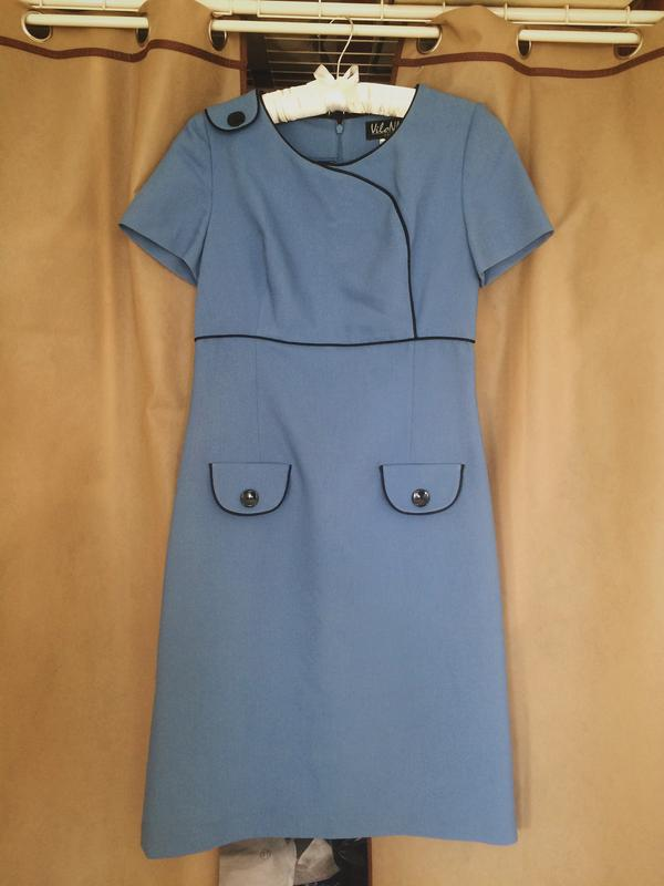 7374b950c93 Платье в стиле стьюардессы1 фото ...