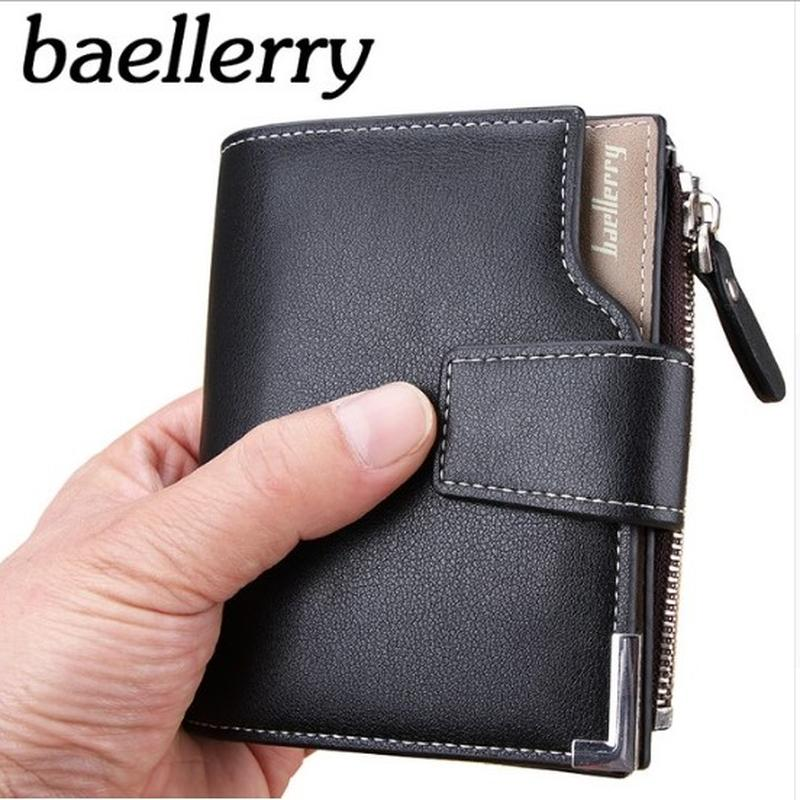 8ebe72ead617 Мужской кошелек baellerry business mini черный, цена - 175 грн ...