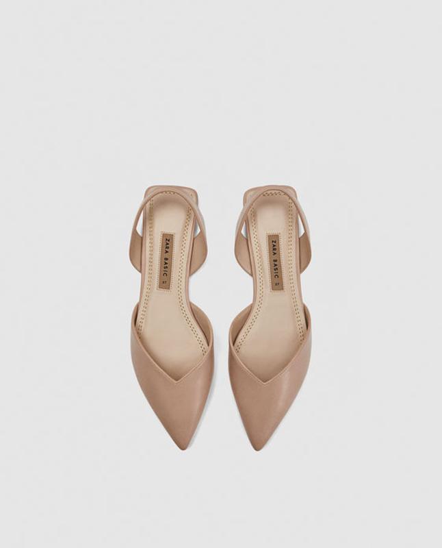 Базові відкриті туфлі на низькому ходу 35-42! оригінальні b14d22a25af4c