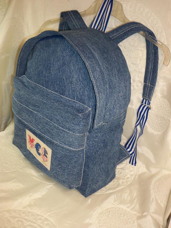 Джинсовый рюкзак купить рюкзаки tactical