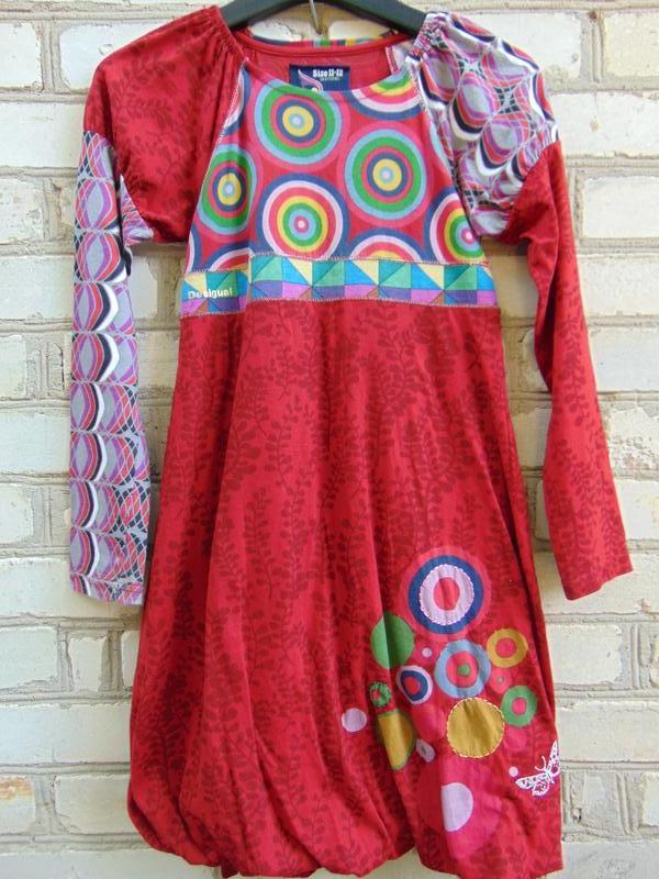 cac418f81d6 Платье для девочки 11-12 лет Desigual