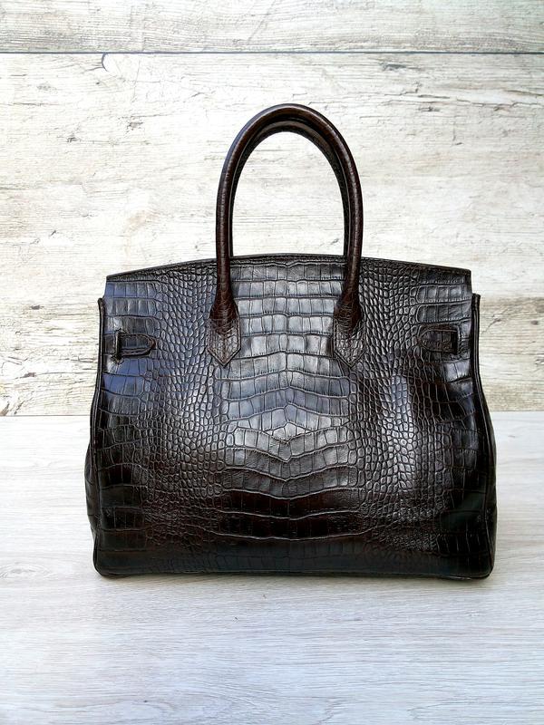 71f892cd30a2 ... Hermes birkin кожаная сумка (100% кожа снаружи и внутри ) hermès3 фото  ...