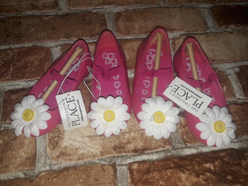 Новые туфельки children s place 5 и 6 размер Children s Place 5dc55be1fbe76